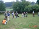 Jagdhundeschau am 30. 08.2003