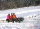 Schlittenfahren 29.01. 2005